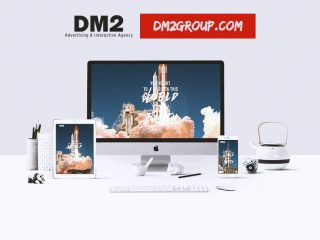 DM2Group - Website